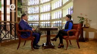 Бауыржан Оспановпен эксклюзивті сұхбат (24.04.2017)