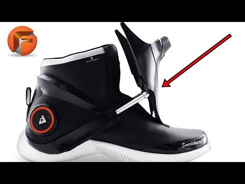 COOLEST SHOE EVER? 5 Mind Blowing Shoe Innovations
