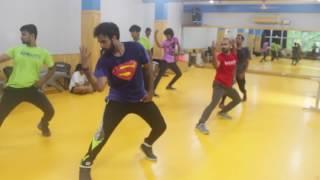 Celebrating 5 Years of CDS - Urban Choreography Workshop by Junaid Sharif