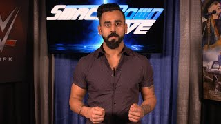 The career advice Samir Singh followed from Triple H