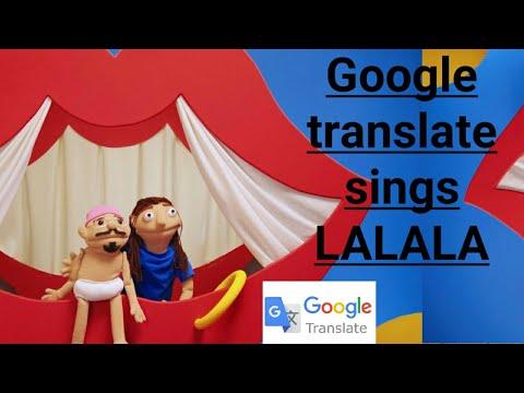 GOOGLE sings Lalala ... (Y2K & Bbno$)
