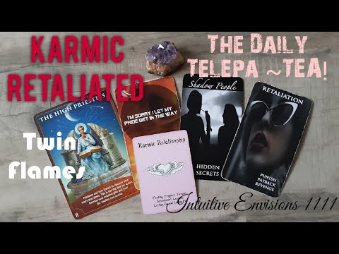 THEY WANT TO RETURN BUT WORRIED CUZ THEY KEPT YOU AS A SECRET!  The Daily Telepa ~TEA! Twin Flames