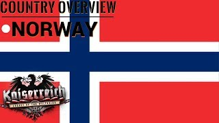 Hearts of Iron IV Kaiserreich: Introduction to Norway (Guide)