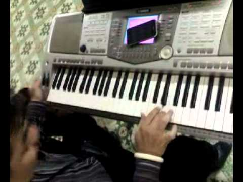 vong co tren keyboard