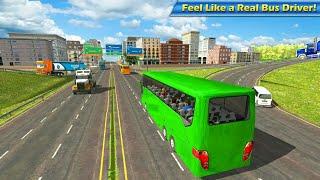 Euro Bus Simulator 2018 Gameplay HD