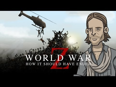 How World War Z Should Have Ended