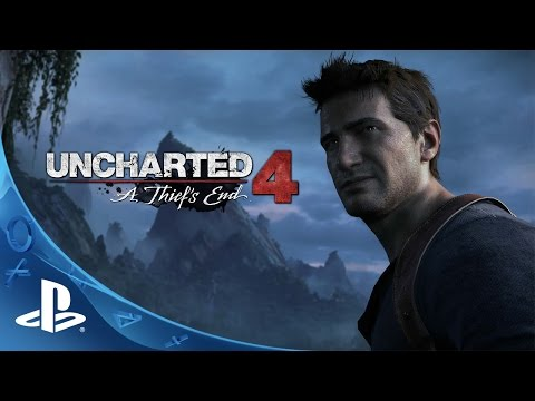 Uncharted 4: A Thief's End Gameplay Video - 2014 PlayStation Experience   PS4