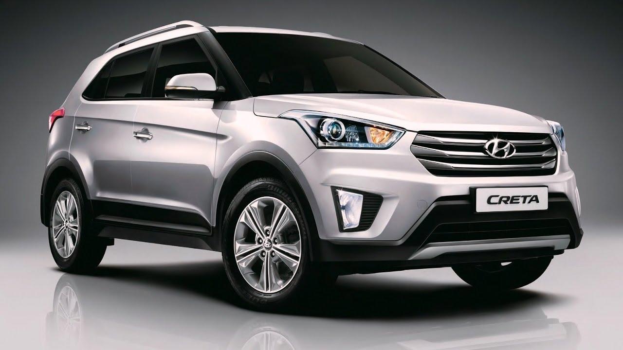 Hyundai Creta 1,6 как бы тест-драйв