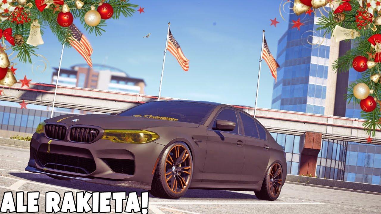 NEED FOR SPEED PAYBACK – BMW M5 na ucieczki!