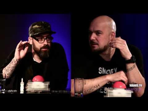 RAPQUIZ: SIDO VS KOOL SAVAS (16BARS.TV)