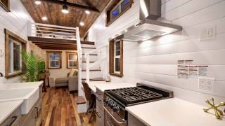 Tiny House For Sale   Rustic Loft Edition 30 Ft. By Mint Tiny House
