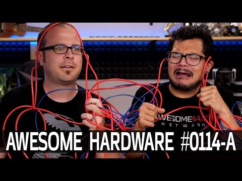 Awesome Hardware #0114-A: Threadripper, Coffee Lake, Radeon RX Vega and more!