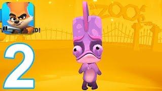 Zooba: Zoo Battle Arena - Gameplay Walkthrough Part 2 (iOS, Android)