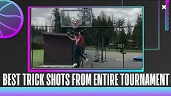 NBA Horse Challenge | Best Trick Shots From The Entire Tournament!