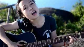 Cơn gió lạ - guitar cover by Xumi