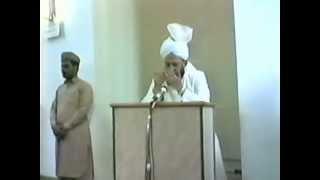 Nikah Ceremony of Yahya Mackenzie & Najma Nauheed.