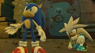 Sonic Forces Walkthrough - Part 2 - Stages 6-10