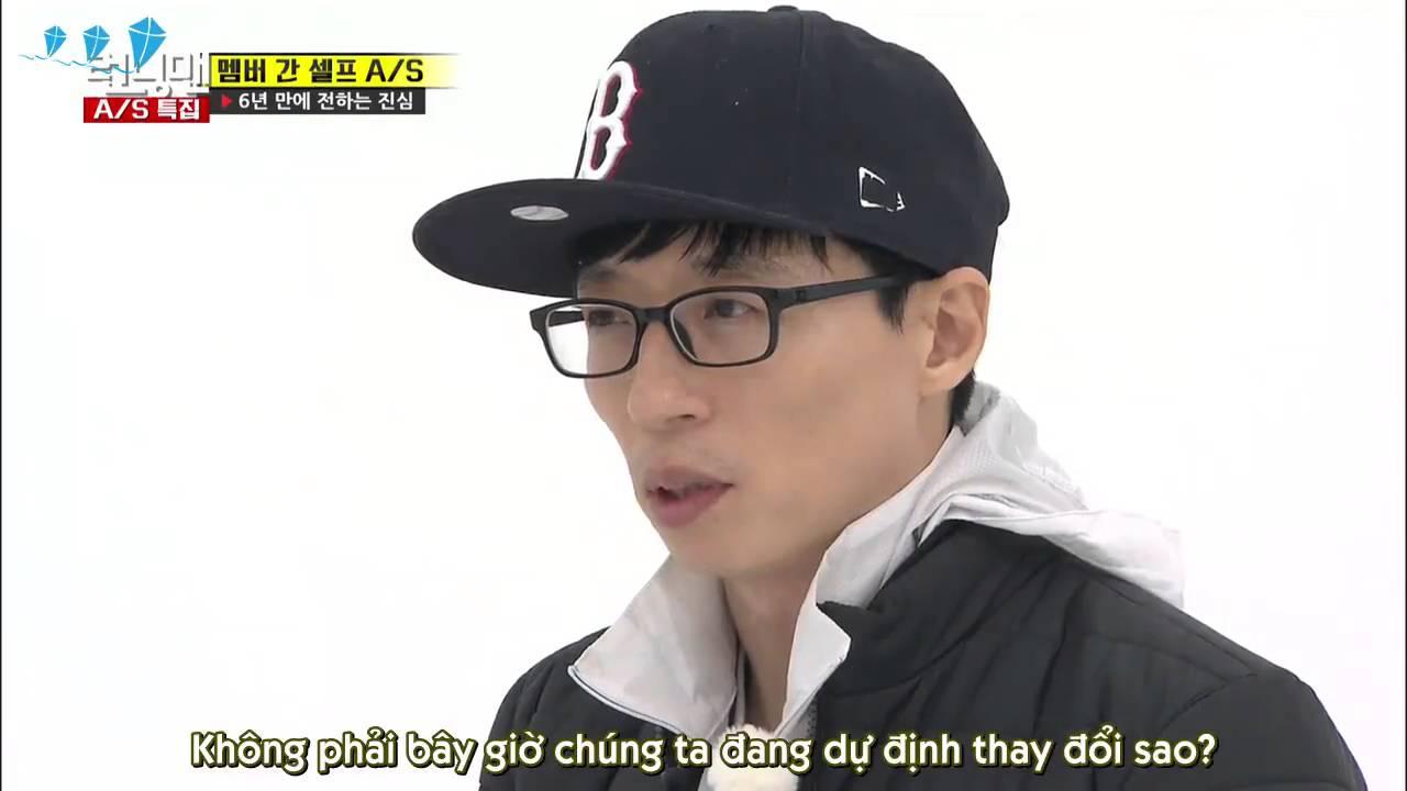 Running man: Kang Gary yên bình :((
