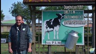 Dominique PEZOT (Producteur de Lait de vaches) - Eleveur Ambassadeur Bleu-Blanc-Cœur