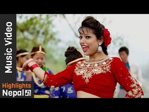 Love Garna Bhyaiyena | New Nepali Lok Dohori Song 2017/2074 | Jyoti Films