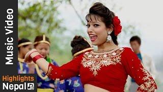 Love Garna Bhyaiyena   New Nepali Lok Dohori Song 2017/2074   Jyoti Films