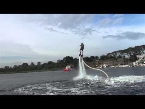 Flyboard near Minburi - Bangkok Watersports