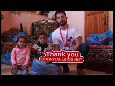 the new  charitable work ,SOS.GAZA.Children