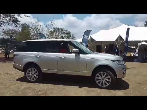 Meet the Land Rovers at the #JLRexperience in Nairobi