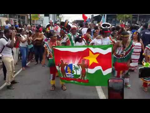 First People of Trinidad and Tobago Celebrations 2017 Part 1
