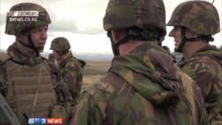 Come Home - Konflikt (NZ Army tribute)