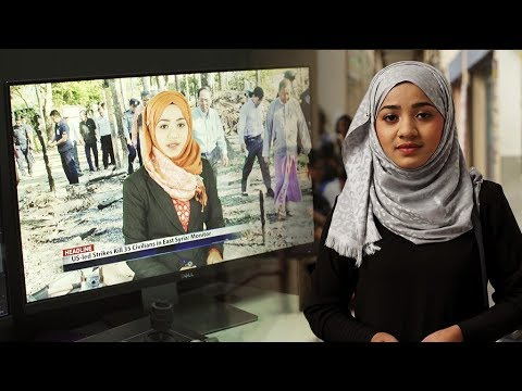 From Refugee to News Anchor: One Rohingya's Story