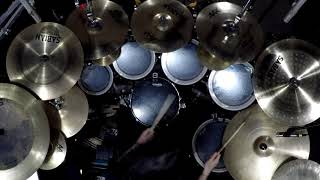 Hypocrisy - \Roswell 47\ Drum Cover