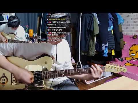 [일렉기타] #즉흥연주 #신청곡 #CCM #KPOP #Rock #Metal #음악 #Music #Guitar
