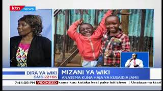 Mizani ya Wiki: \'Shosh\' anayewalisha watoto katika mtaa wa Kibra