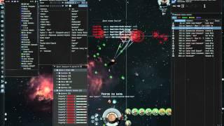 EVE Online Миссия агентов 5 уровня - Гнев ангелов (Wrath of Angels)!!!