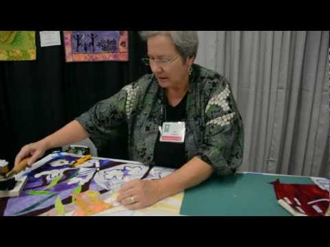 Ann Holmes No Sewing Until You Quilt It