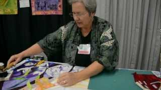 Ann Holmes - No Sewing Until You Quilt It