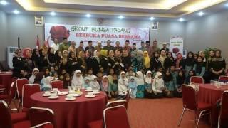 Group Bunga Padang ( Berbuka puasa bersama anak yatim)