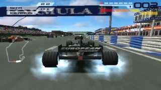 Yks sessio. - Formula One 2001 (PS1)