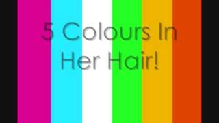 5 Colours In Her Hair Lyrics