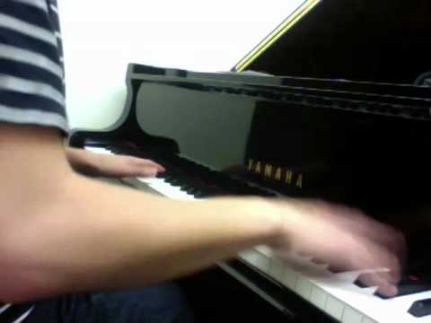 Dirty South & Alesso   City Of Dreams on the piano