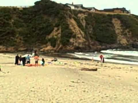 Caspar State Beach & RV Tent Campground
