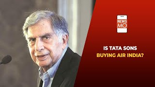 Air India Sale: Will The Tatas Own Stake in The Airline? | NewsMo