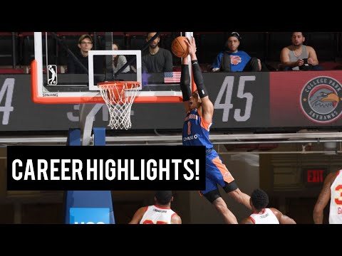 Kenny Wooten G League Highlights (Insane Vert, Dunks, & Blocks!)