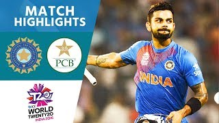ICC #WT20 - India vs Pakistan  Match Highlights thumbnail
