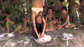 Repeat youtube video Guerra entre Chachis con Indios  Bravos.