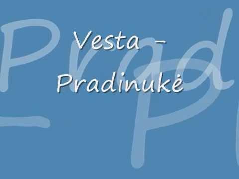 Vesta - Pradinuke Zodziai