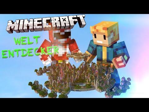 DER GRÖßTE PS4 SERVER MIT SKYWARS!!! ☼ MINECRAFT WELT ENTDECKER #6 |Minecraft XboxOne/Ps4|