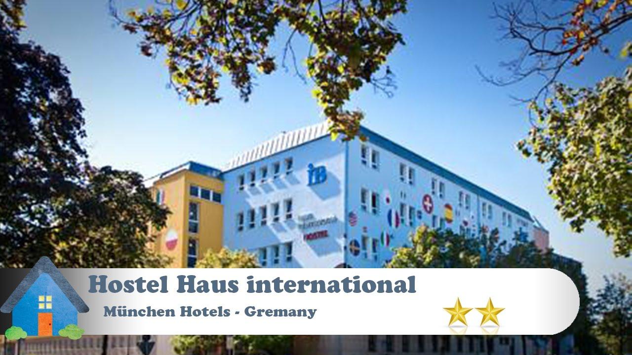 Hostel Haus international - München Hotels, Germany - YouTube
