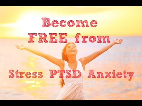 PTSD | Stress | Anxiety FREE! Effective Guided Meditation